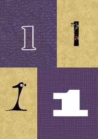 1-number