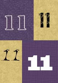 11-number