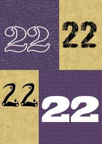 22-number
